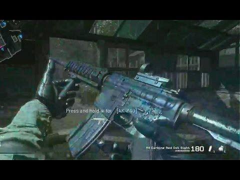 call of duty 4 modern warfare gameplay