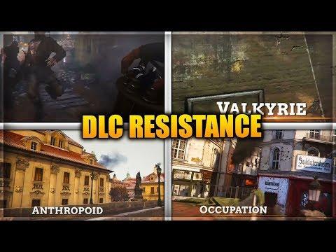 nouveau dlc 1 resistance sur world war 2 dlc resistance call of duty ww2 modern