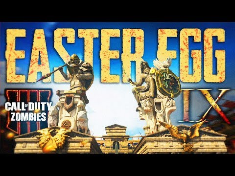 Black Ops 4 Zombies: 'IX' EASTER EGG Completion *LIVE* w